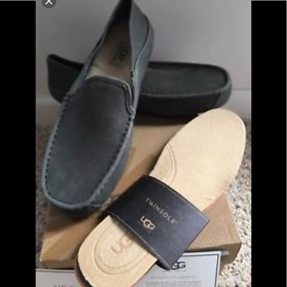 f786da7b70d NWT UGG Men's Gray Twinsoles-Cushion Insoles Only NWT